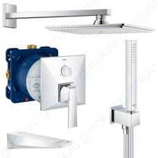 Allure Brilliant 230 55095000 душевая система для ванной Grohe