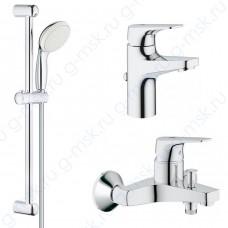 BauFlow 55048000 Tempesta комплект для ванной
