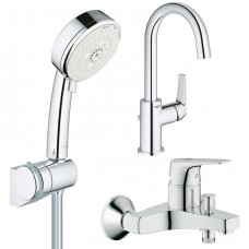 BauFlow 55107000 комплект для ванной Grohe