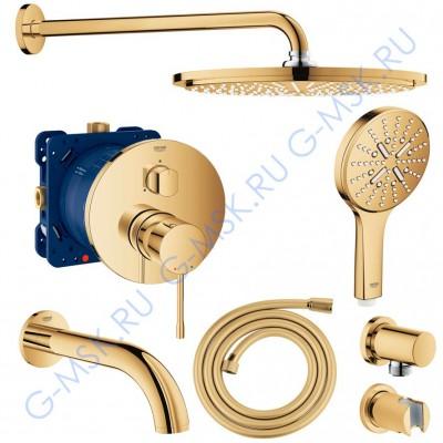 Essence 310 55043GL0 душевая система для ванной Grohe