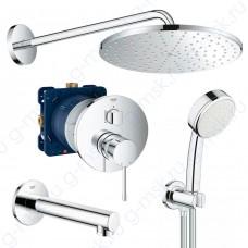 Essence 310 55096000 душевая система для ванной Grohe