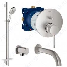 Essence 130 SmartActive 55118DC1 комплект Grohe для ванной