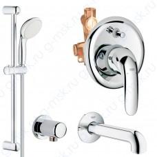 Euroeco 100 Tempesta 55104000 комплект Grohe для ванной