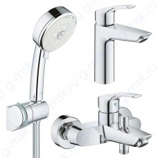 Eurosmart 55101000 комплект для ванной Grohe