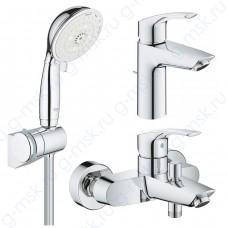 Eurosmart 55102000 комплект для ванной Grohe