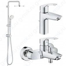 Eurosmart 55108000 комплект для ванной Grohe