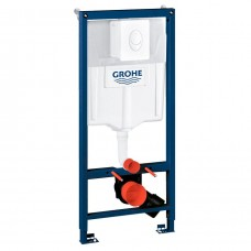 Rapid SL 38722001 инсталляция Grohe для подвесного унитаза