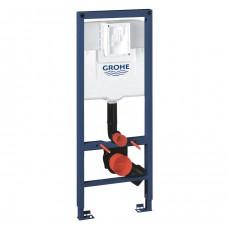 Rapid SL 38675001 инсталляция Grohe для подвесного унитаза