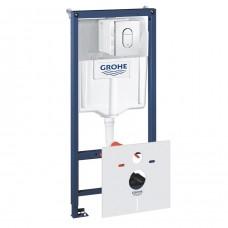 Rapid SL 38929000 инсталляция Grohe для подвесного унитаза