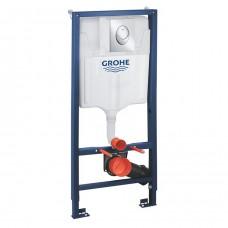 Rapid SL 39503000 инсталляция Grohe для подвесного унитаза