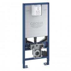 Rapid SLX 39596000 инсталляция Grohe для подвесного унитаза