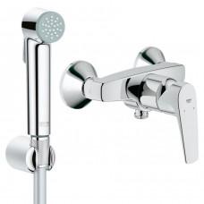 BauFlow 55059000 гигиенический душ Grohe комплект