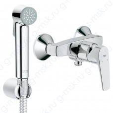 BauFlow 55059001 гигиенический душ Grohe комплект