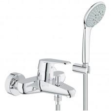 Eurodisc Cosmopolitan 33395002 смеситель для ванны Grohe с душем