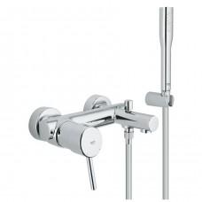 Concetto 32212001 смеситель для ванны Grohe с душем