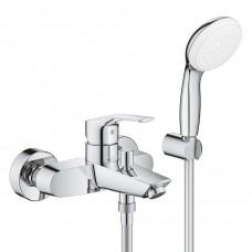 Eurosmart 33302003 смеситель для ванной Grohe с душем