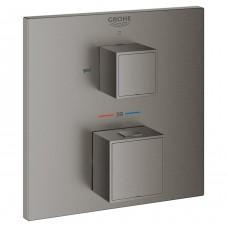 Grohtherm Cube 24155AL0 встраиваемый термостат для ванны Grohe на 2 выхода